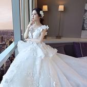 Svadobné šaty v. 32-50, 40