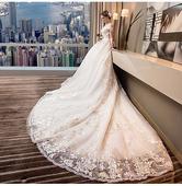 Princeznovské svadobné šaty v. 32-54, 42