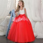 Slávnostné šaty 120-170, 134