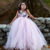 Slávnostné šaty 98-140, 98