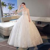 Romantické svadobné šaty v. 32-50, 42