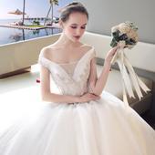 Svadobné šaty vel. 32-50, 44