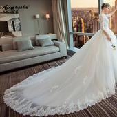 Svadobné šaty vel. 32-50, 42
