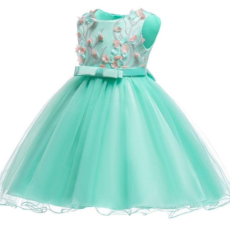 Detské šaty 100-140 - Obrázok č. 3