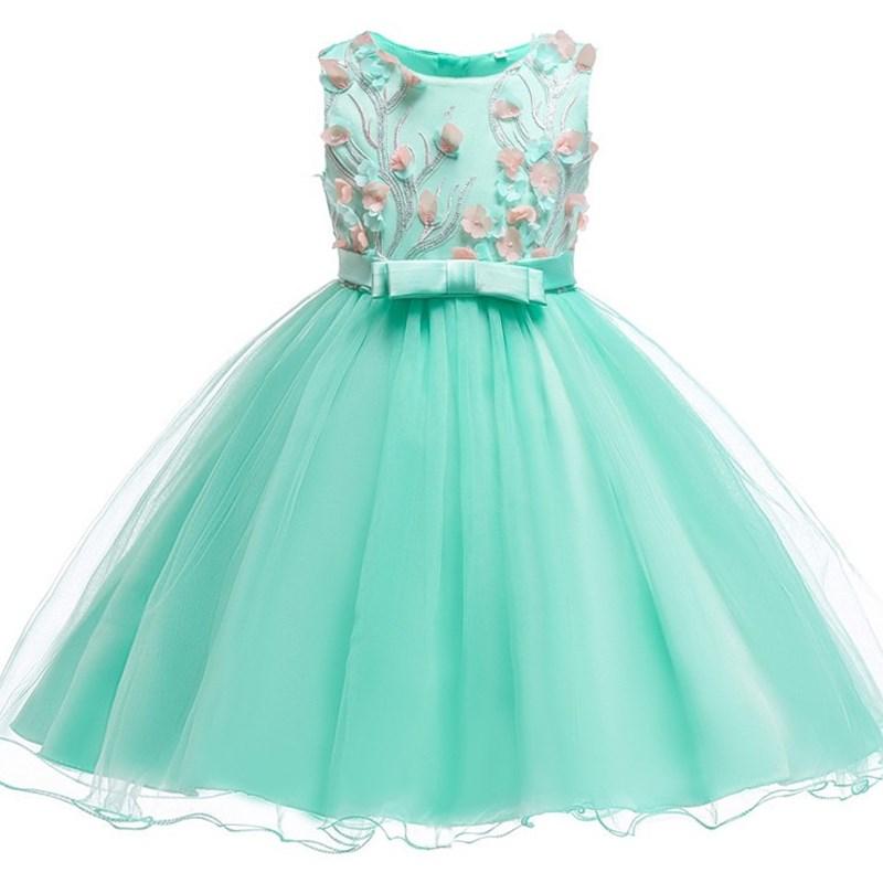 Detské šaty 100-140 - Obrázok č. 1