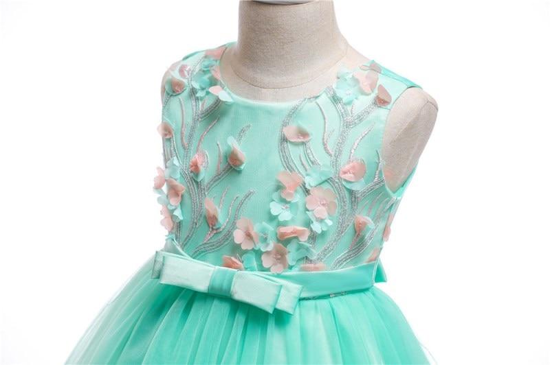 Detské šaty 100-140 - Obrázok č. 4