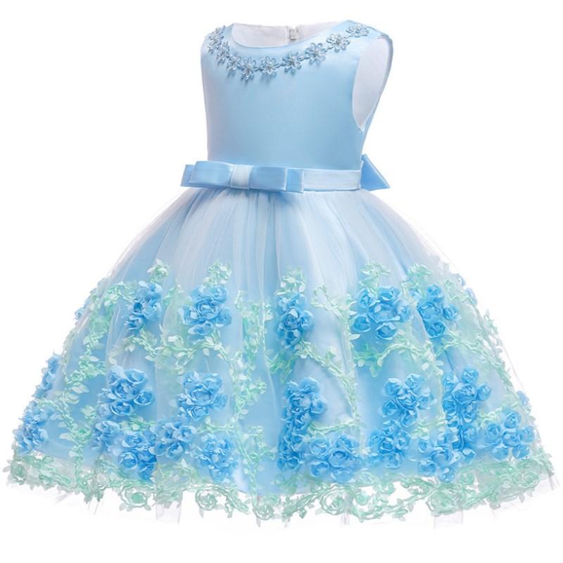 Slávnostné šaty 110-150 - Obrázok č. 4