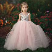 Slávnostné šaty 110-150, 116