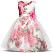 Slávnostné šaty 110-150, 122