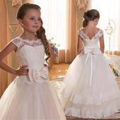 Slávnostné šaty 110-150, 140