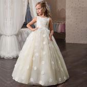Slávnostné šaty 130-170, 158