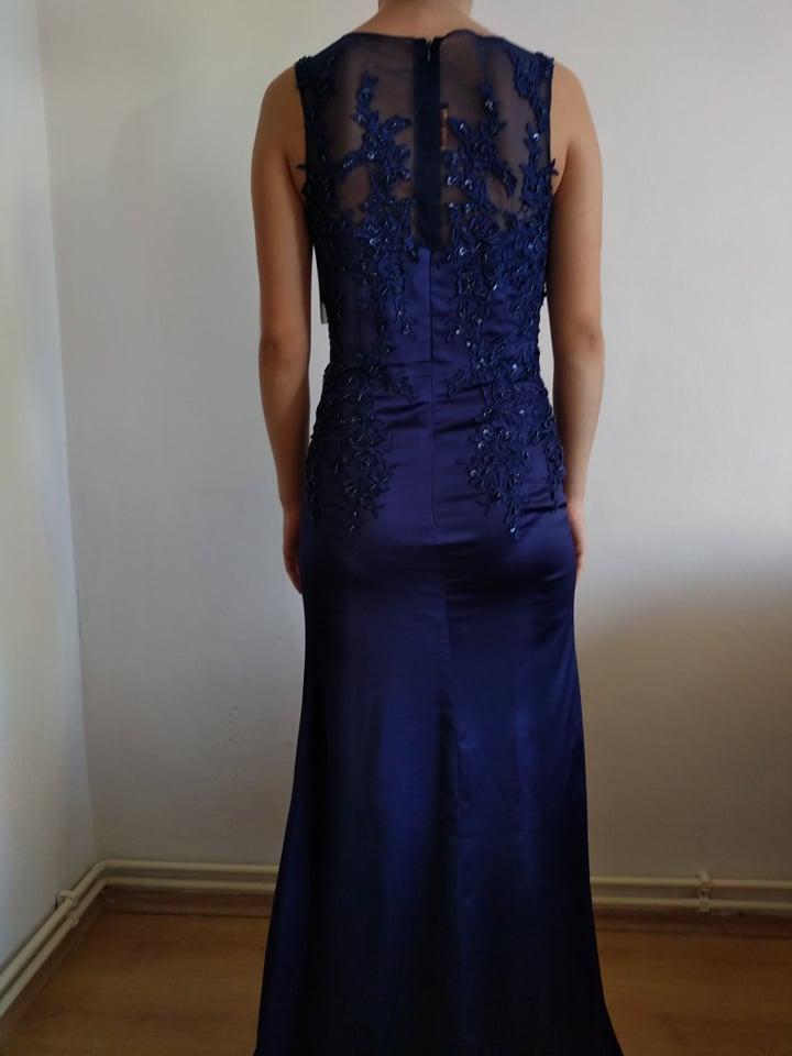 Spoločenské šaty S - Obrázok č. 2