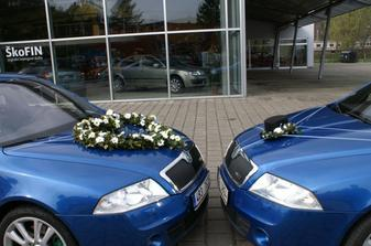 naše auta ...
