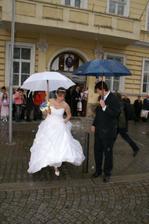 ... a začalo nám pršet štěstí ...