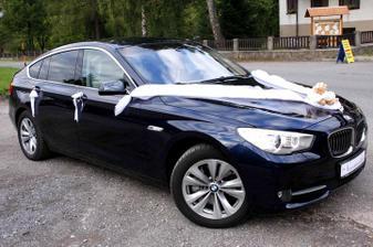 naše krásne autíčko.. BMW GT :)