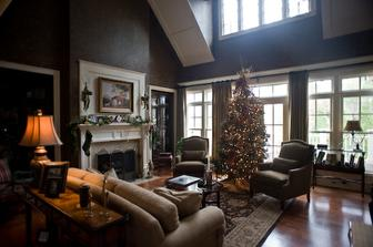 v takomto dome by som snáď aj vianoce prežila bez frflania :)