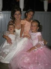moje tri krasne netere najkrajšie družičky (-: