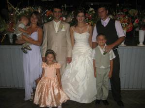 Moja druha sestra a celá jej rodinka
