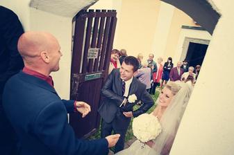 Vykupování nevěsty..