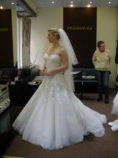 Rafaga..ve svatebním albu:-)