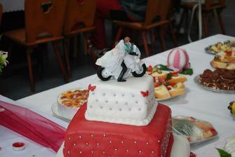 Náš dortíček ..