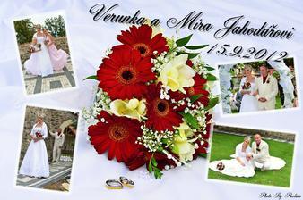 Překvapení pro mě a mého manžela od  Pavlínky ( moc děkujeme :-)