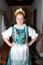 Kroj Vrbovka z Vrbovky šitý mojou tetou :))