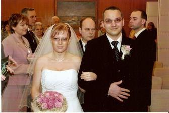 po převzetí nevěsty