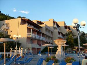 Svatební cesta Korfu 6/2008