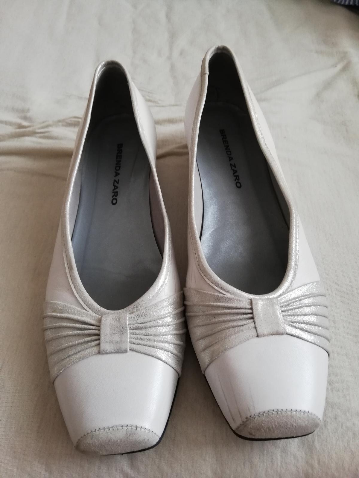 Svadobné balerinky - Obrázok č. 1