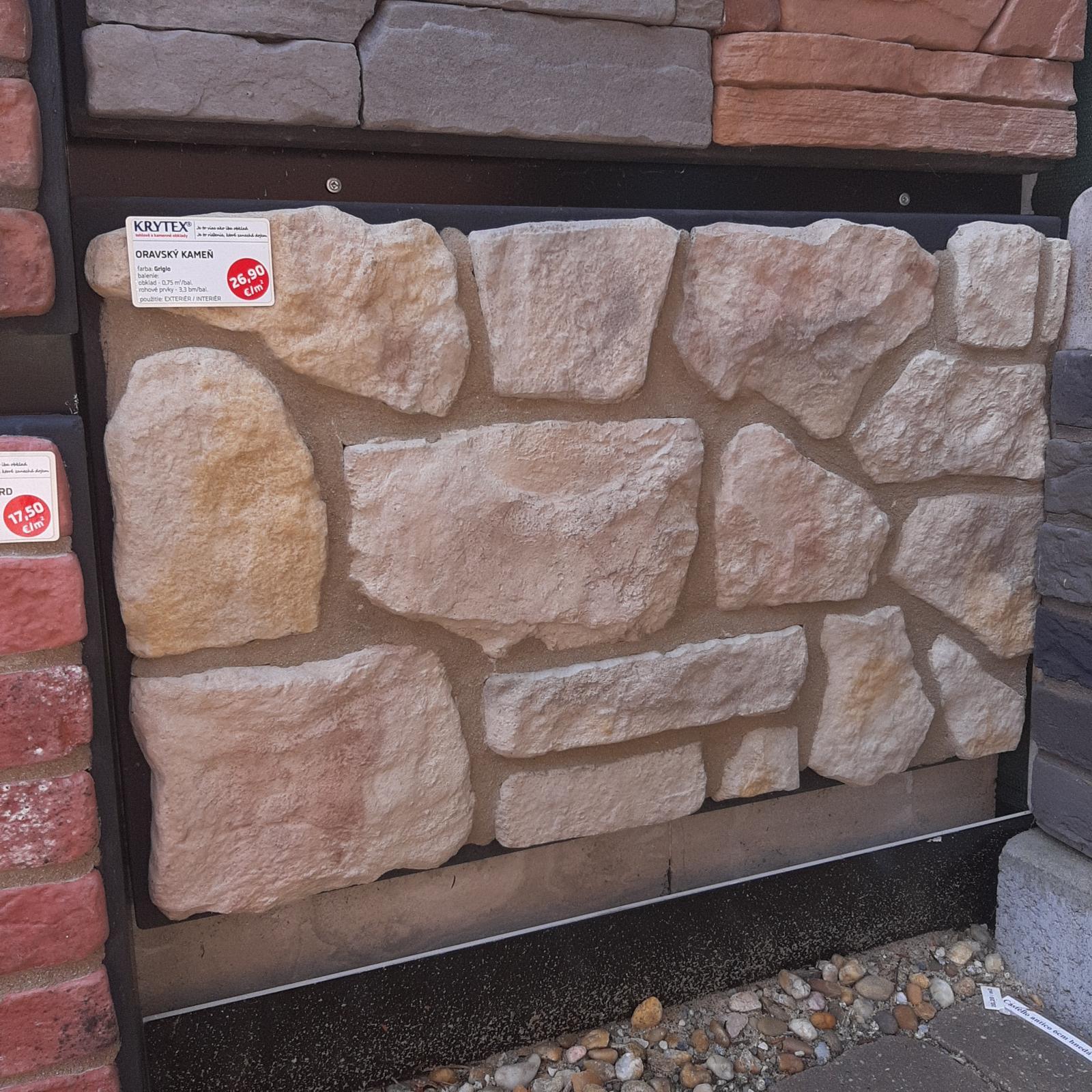 Obkladový kameň ORAVSKÝ Grigio - Obrázok č. 1
