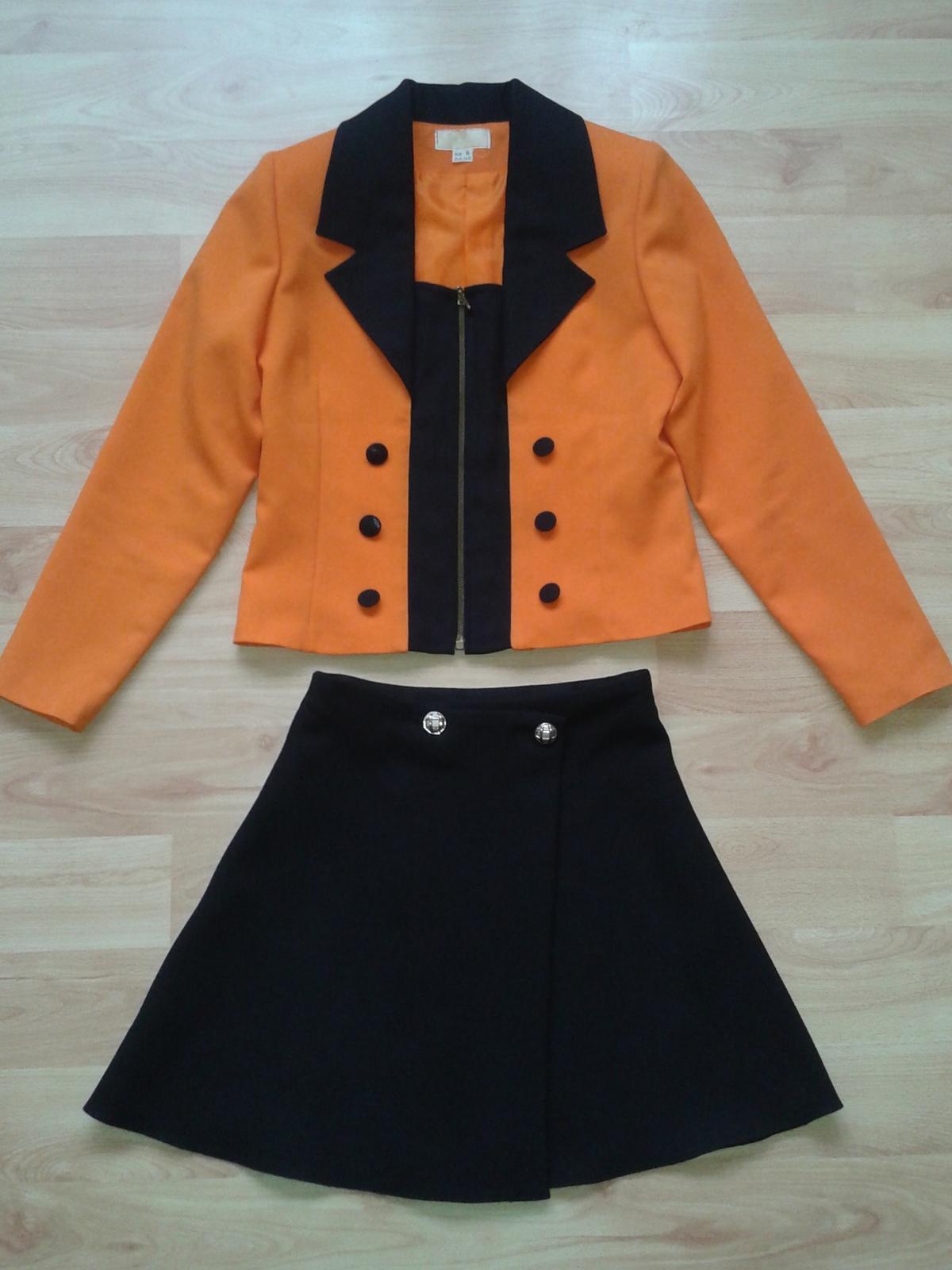 Dievčenský sukňový kostým - Obrázok č. 1