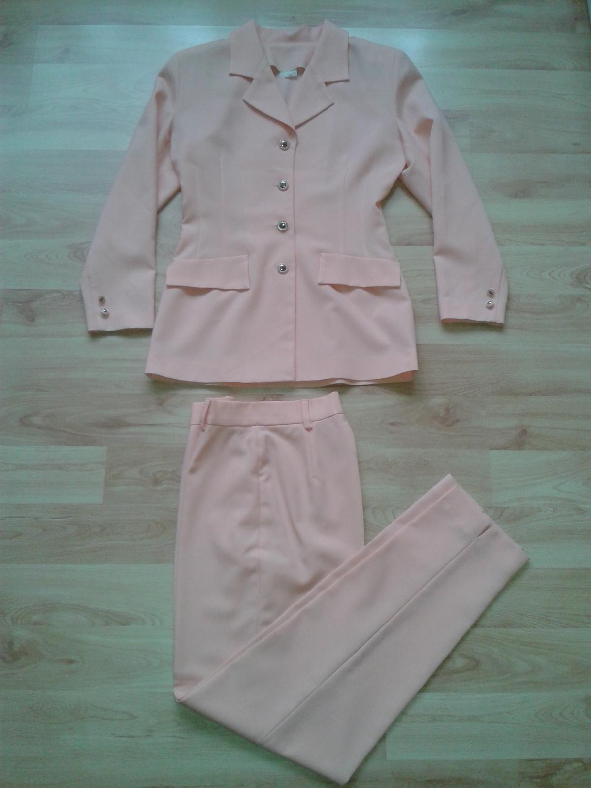 Dámsky nohavicový kostým - Obrázok č. 1