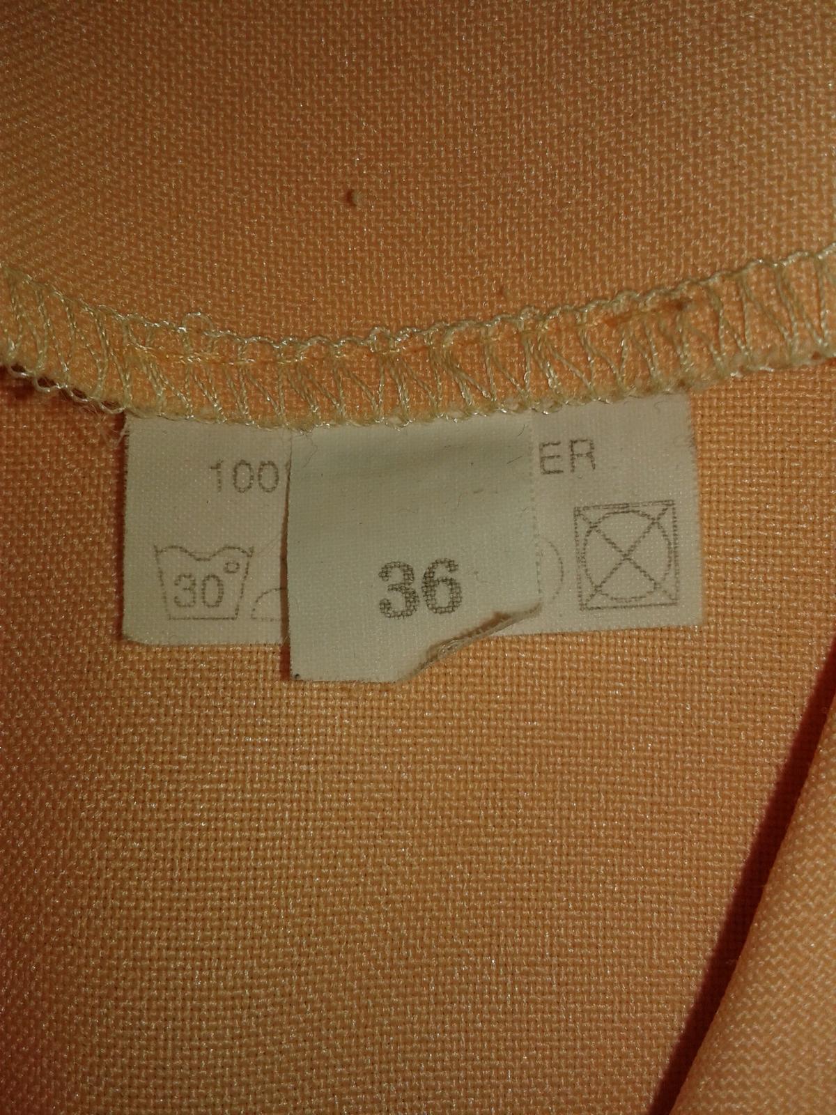 Dámsky nohavicový kostým - Obrázok č. 3