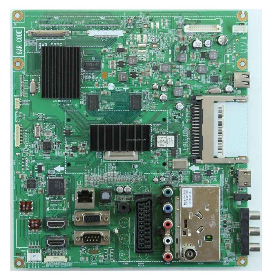 Main AV board EAX61531909(2) - dopyt - Obrázok č. 1