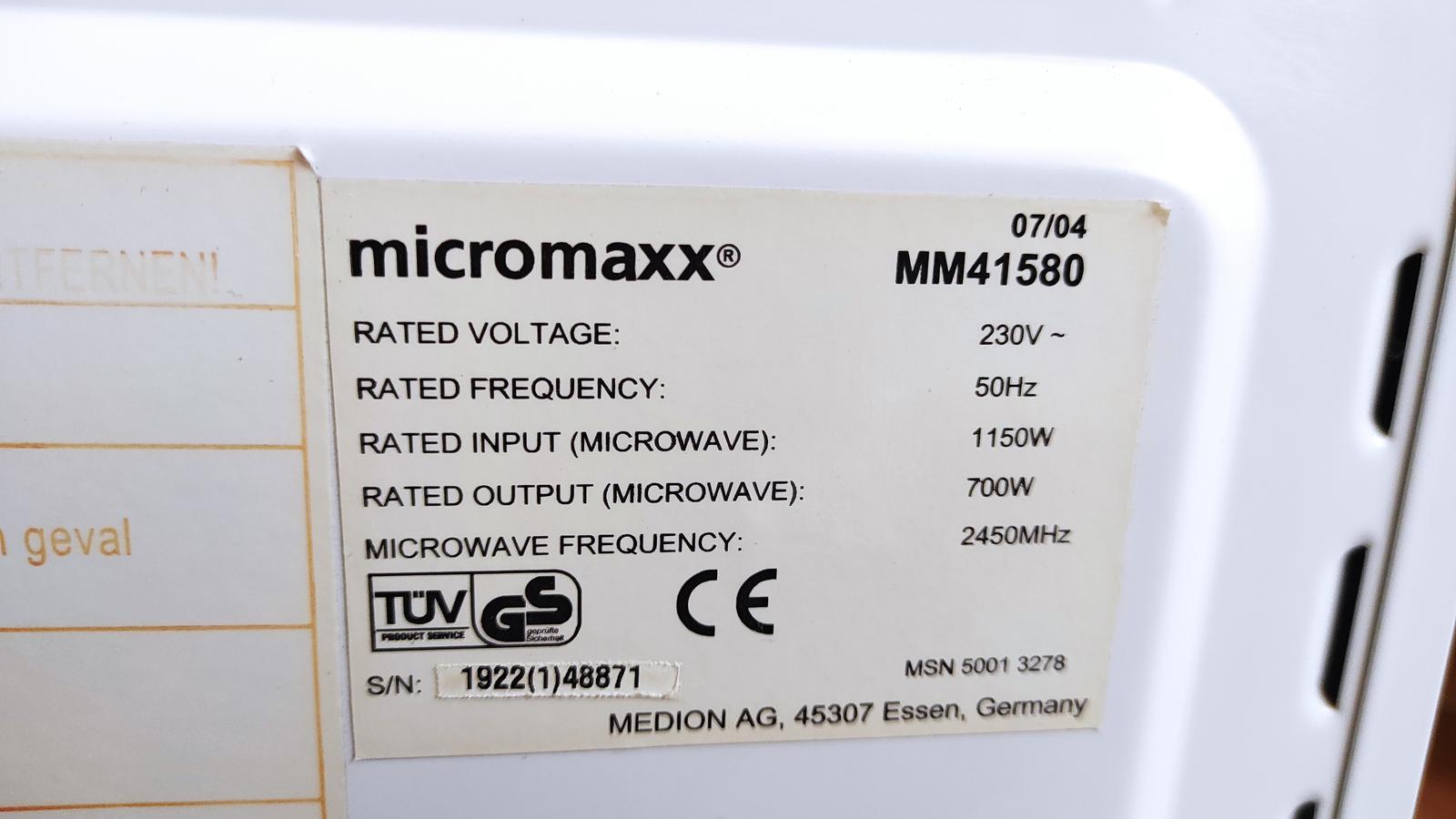 Mikrovlnka - Obrázok č. 1