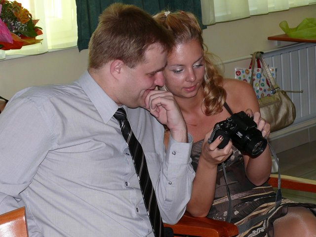 Adka Babikova{{_AND_}}Ericek Drazdak - nasi paparazzi vsetko sledovali :o)
