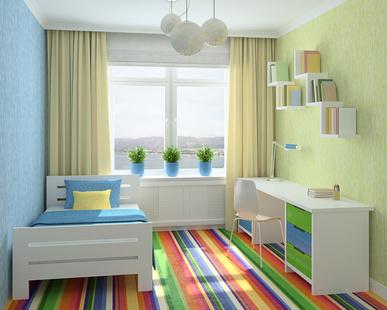 Pokoj pro kluky - Obrázek č. 15