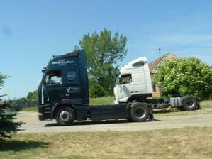 aj kamiony si pre mňa prišli:o)