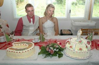 naše výborné a krásné dortíky