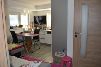 naše prechodné bývanie, maminin byt :-)