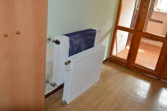 meníme spodné radiátory