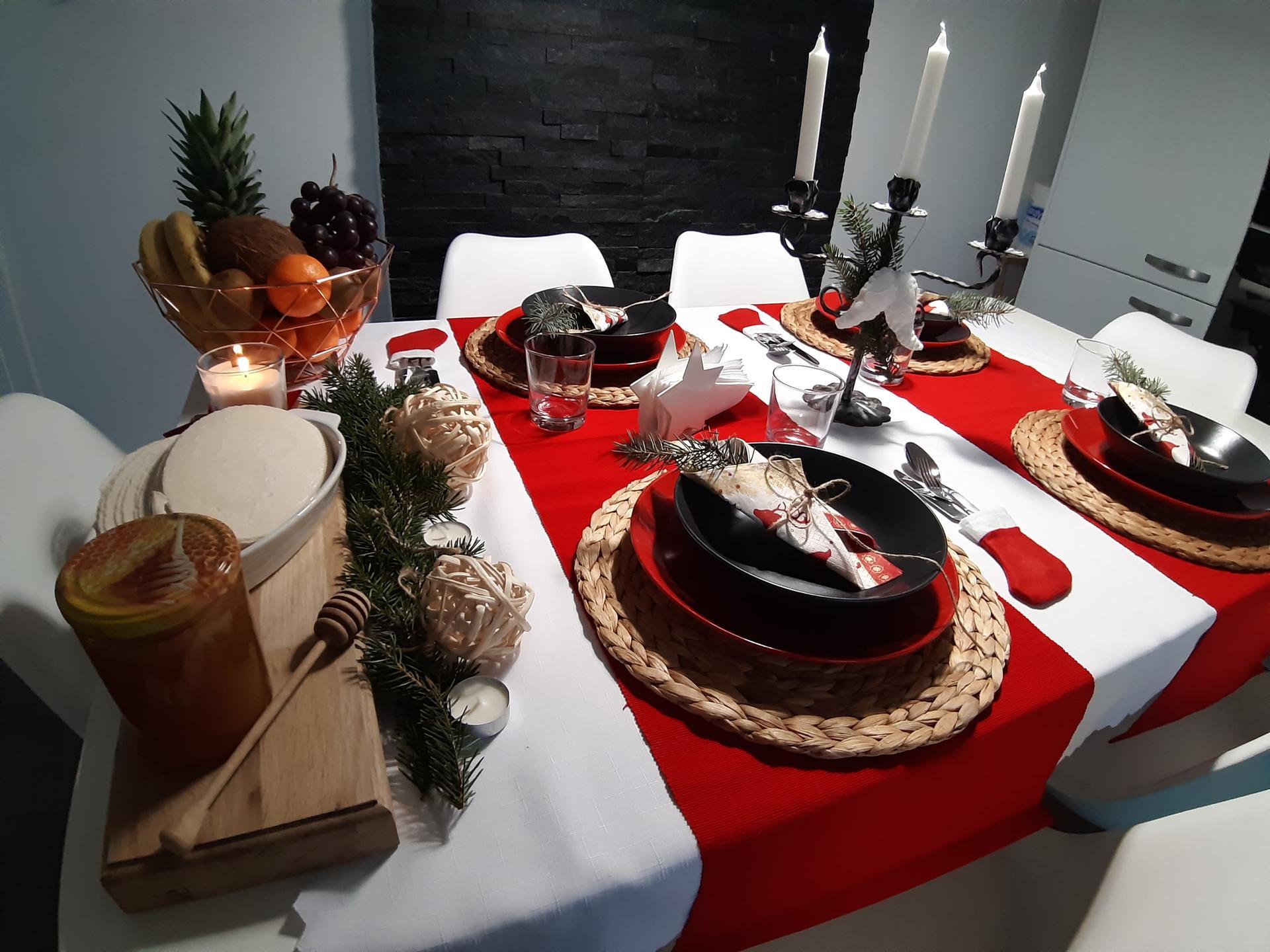 *čriepky od Nás* - Štedrá večera / Vianoce 2019