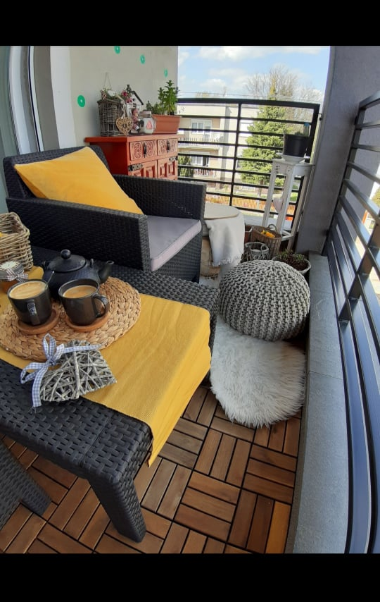*čriepky od Nás* - jarný balkóning / marec 2020 - start CoronaKaranténa