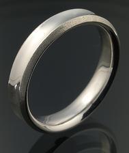 ...a nejkrásnější prstýnek pro mého ženicha