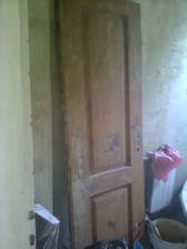 zachraňujeme původní dveře