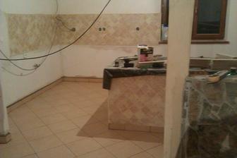 Tak kuchyň je hotová,jen vymalovat a můžou přijet frajeři montovat :-D