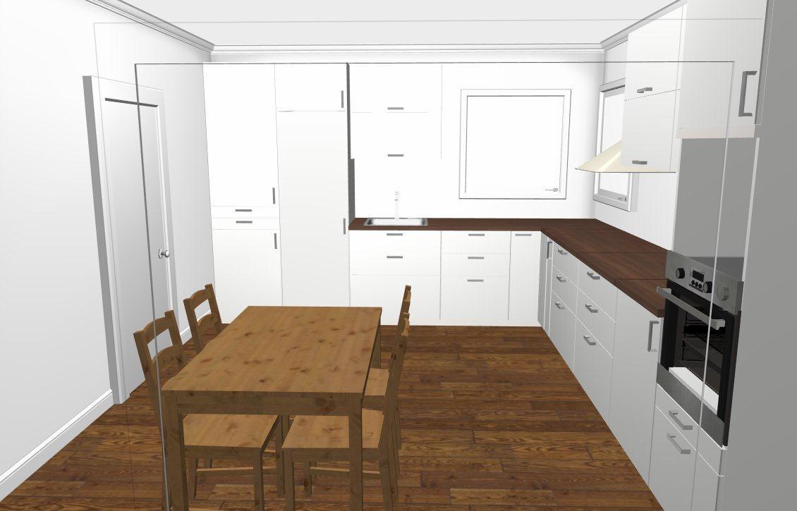 f984539dfbad Ikea Metod - kuchyně - - Kuchyně