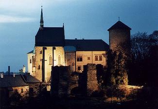 hrad Šternberk-obřad bude v kapli