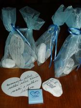 dárky pro každého-citát, kamínek, čoko